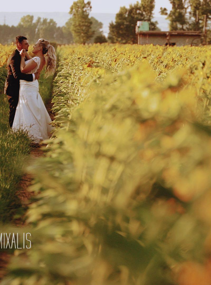 Xristina & Mixalis - Wedding Clip